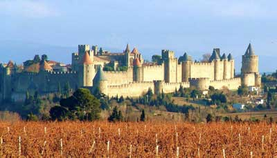 Castles Of The Middle Ages