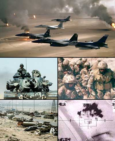 Causes Of The Persian Gulf War