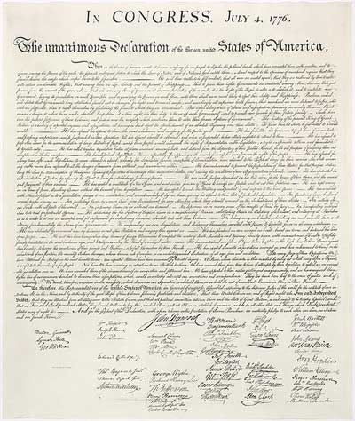 Facts-About-The-Declaration-Of-Independence