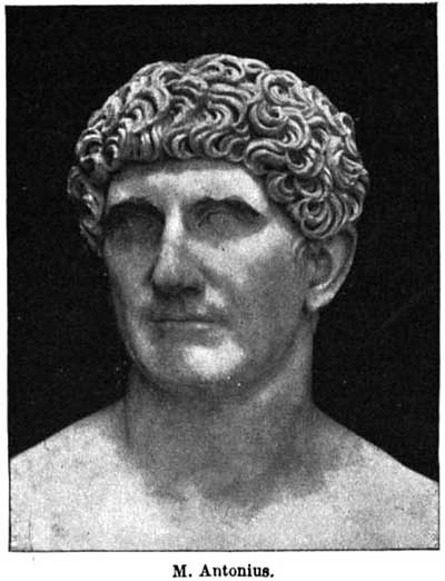 an introduction to the life and history of mark antony Mark antony facts mark antony was one of the most important characters in the history of the roman empire born to creticus, antony.