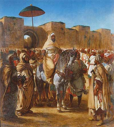 History Of Morocco