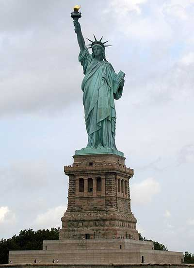 History Of The Statue Of Liberty