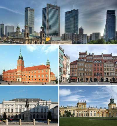History Of Warsaw Poland