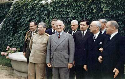How Was Germany Affected By Potsdam Conference ?