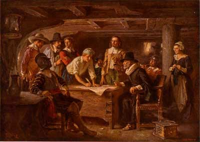 Importance Of Mayflower Compact