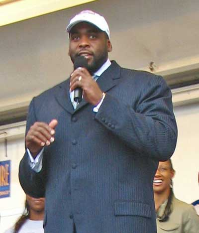 Kwame Kilpatrick Biography