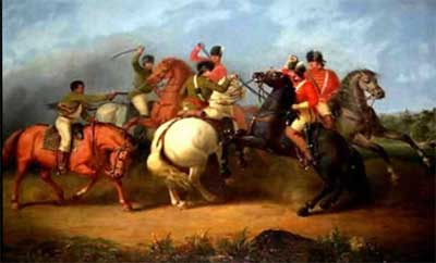 List Of Battles Of The Revolutionary War