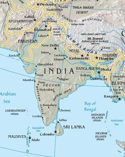South Asia History