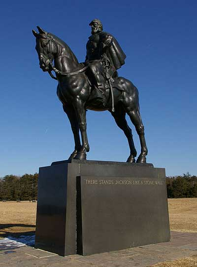 Stonewall Jackson And The Battle Of Bull Run