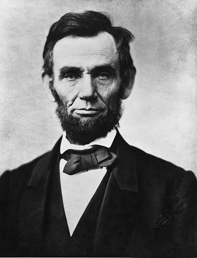 When Did Abraham Lincoln Become President